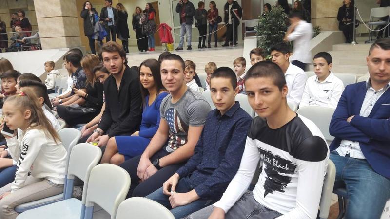 7 ученици от ПГСАГ с награда от кмета Димитър Николов