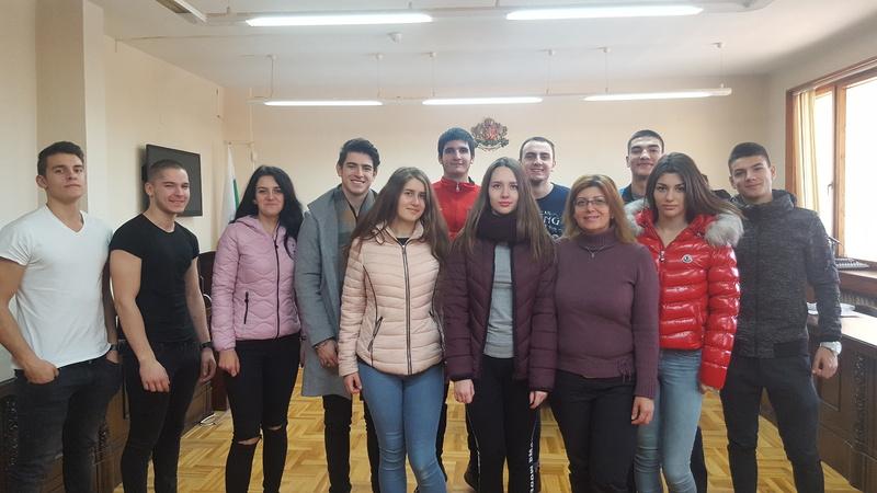 Посещение на Окръжен и Районен съд Бургас